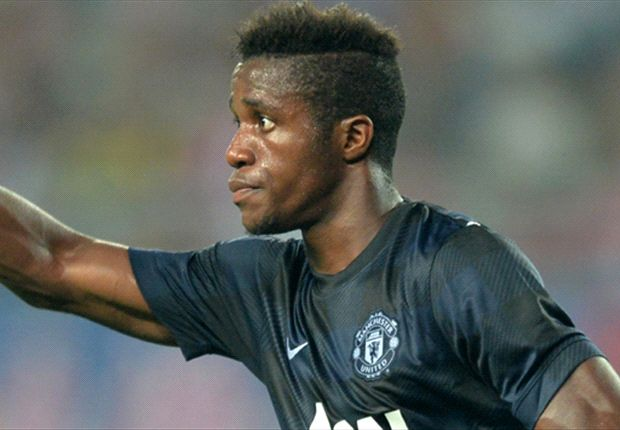 Zaha: I don't want Man Utd loan exit