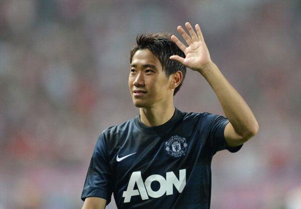 Früher erfolgreich bei Borussia Dortmund, spielt Shinji Kagawa nun bei Manchester United