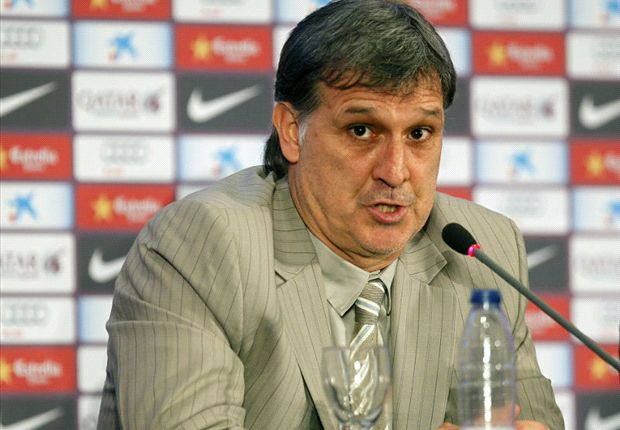 Martino must make winning start, says Amarilla