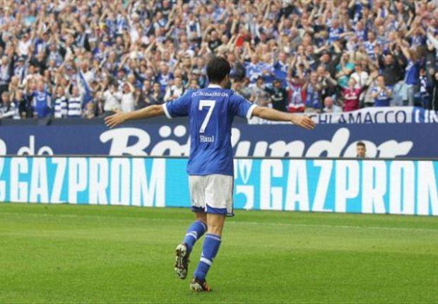 El '7' jugó en el equipo alemán