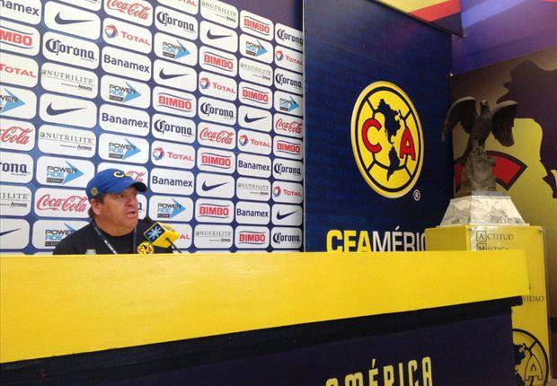Miguel Herrera se dice 'listo' para dirigir al Tri