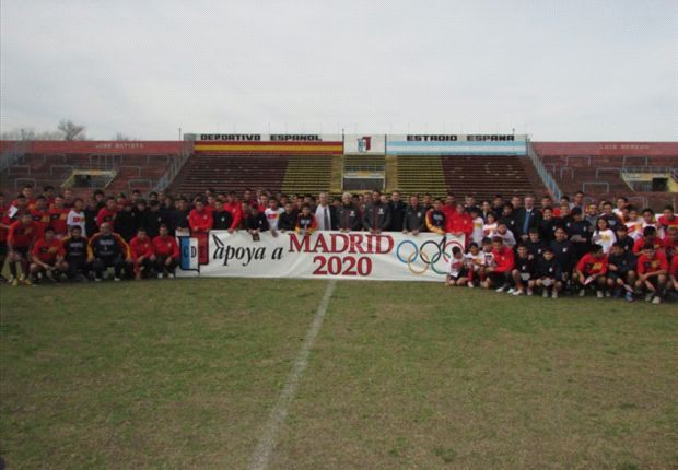 El Atlético y el Deportivo apoyan la candidatura de Madrid