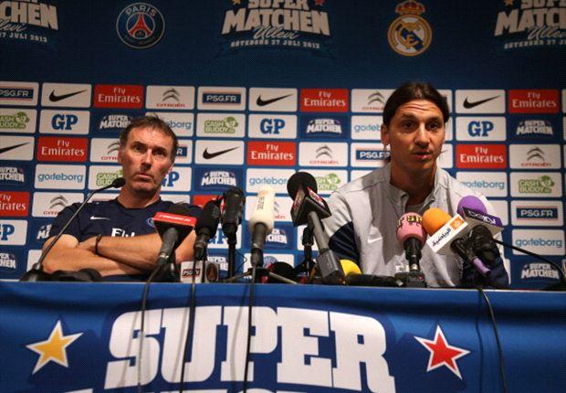 Zlatan Ibrahimovic considera que Cristiano Ronaldo es uno de los mejores, pero no el mejor