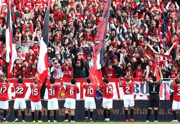 REVIEW J-League: Urawa Reds Menangi Derby, Ventforet Kofu Tahan Yokohama F Marinos