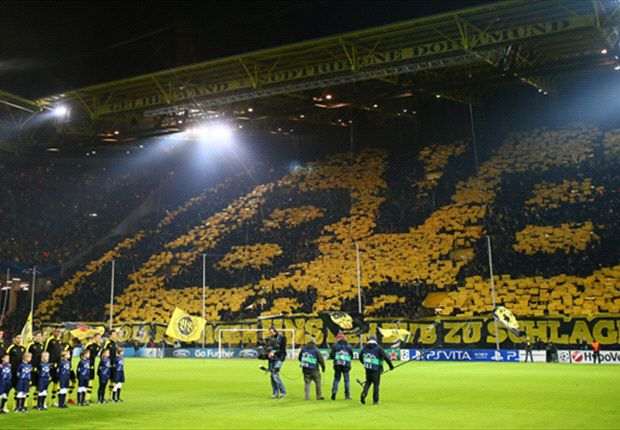 Dortmund ban fan for Nazi outburst