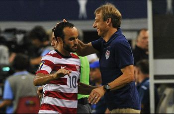 Klinsmann names 23-man roster for Costa Rica, Mexico matches