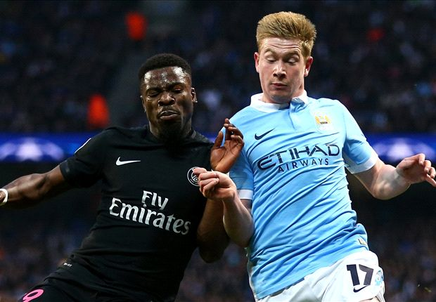 Manchester City 1-0 Paris Saint-Germain (agg 3-2): De Bruyne stunner sends hosts through
