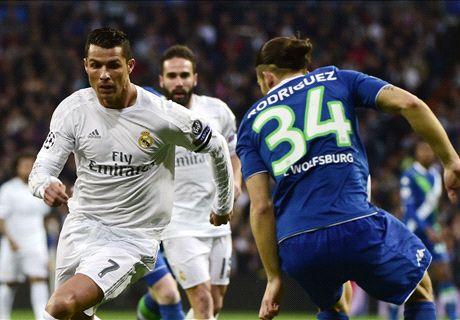 رئال مادرید 3 ولفسبورگ 0 / صعود کهکشانی ها با معجزه کریس رونالدو