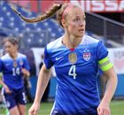 FLOYD: Sauerbrunn embracing leadership role with USWNT