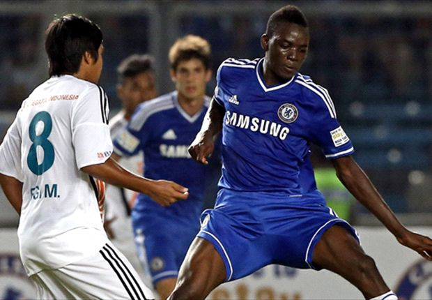 Bertrand Traore joins Chelsea