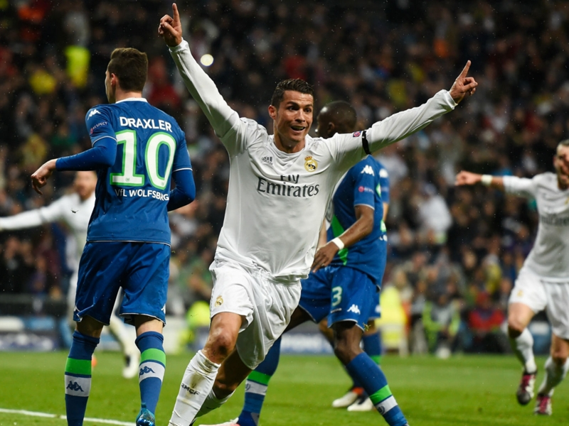 Zidane: Special Ronaldo needs team-mates