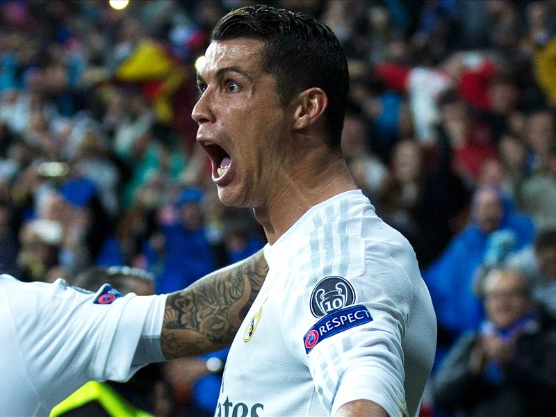 Ronaldo's Champions League goal record is better than Arsenal's
