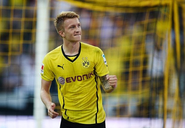 Goal World Player Of The Week: Marco Reus von Borussia Dortmund