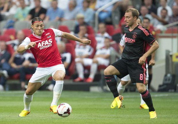 Gudelj verloor met 3-0 bij de club waar hij opgroeide
