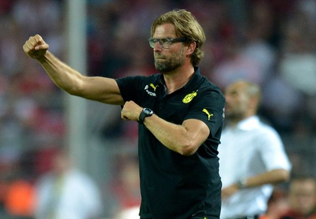 Jurgen Klopp's love affair with Dortmund