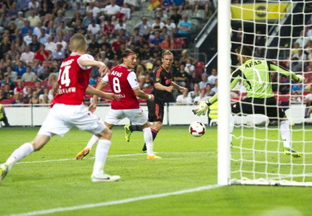 L'azione di De Jong che ha deciso Az-Ajax
