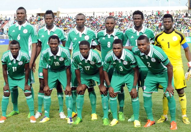 The Super Eagles Team B have held their own