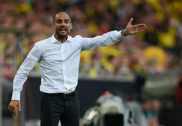 Guardiola excuses Bayern blunders