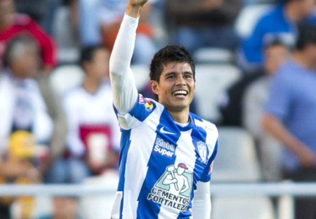 Miguel Herrera hizo un gol en el duelo ante Tigres.