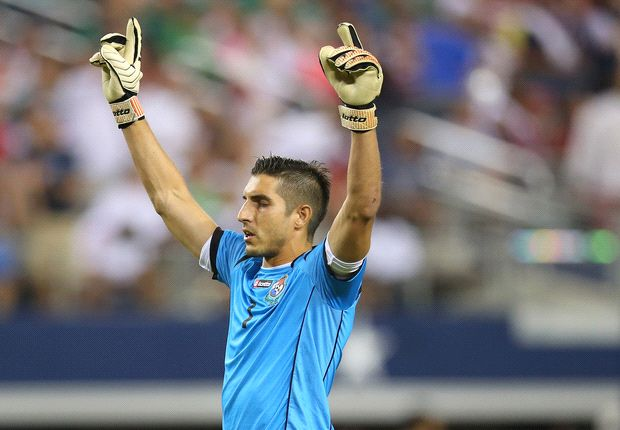 Galaxy sign Panama goalkeeper Penedo