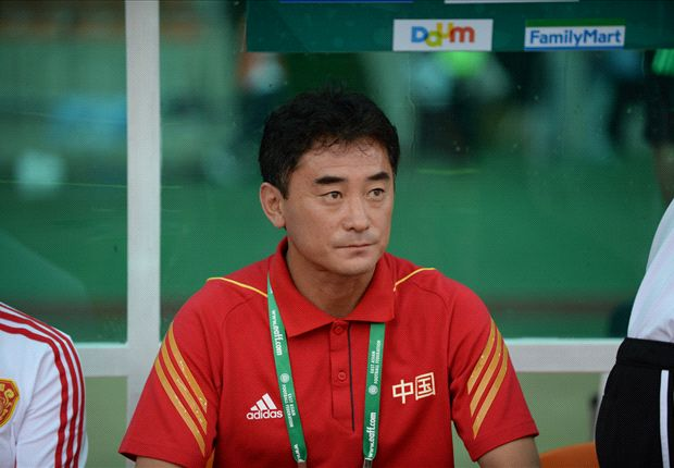 The China coach was pleased with how his side pressed against Singapore