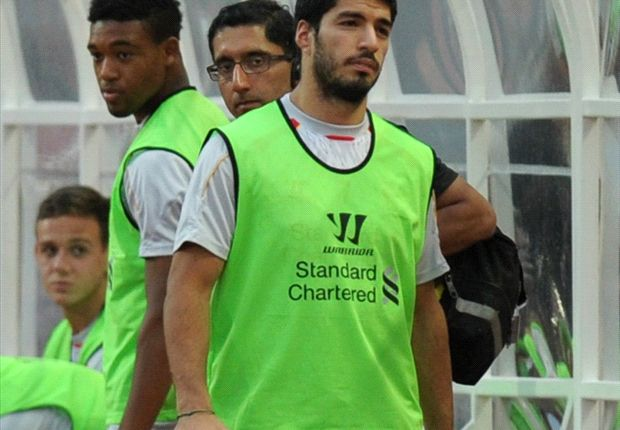 Suarez has shown Liverpool 'total disrespect', says Rodgers