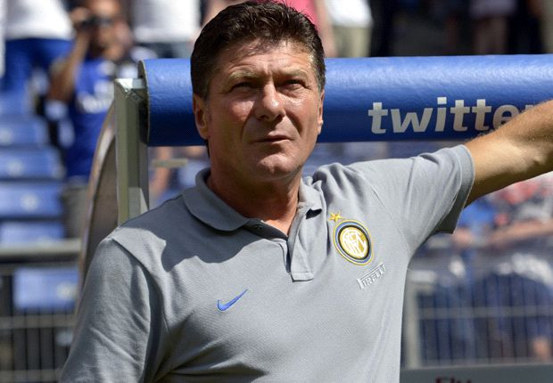 Mazzarri fokus membangun Inter Milan.