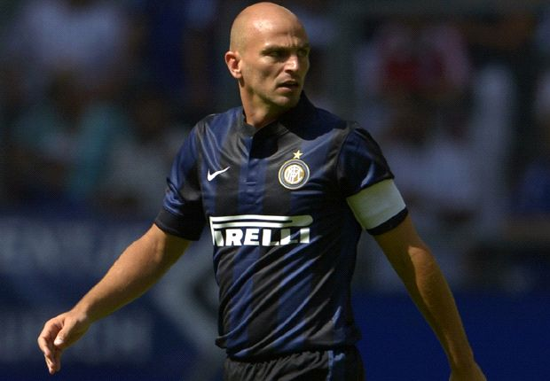 Inter will never settle for third spot, insists Cambiasso