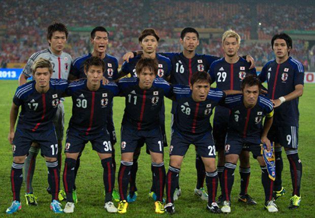 Jepang akan ambil bagian di Copa America 2015.