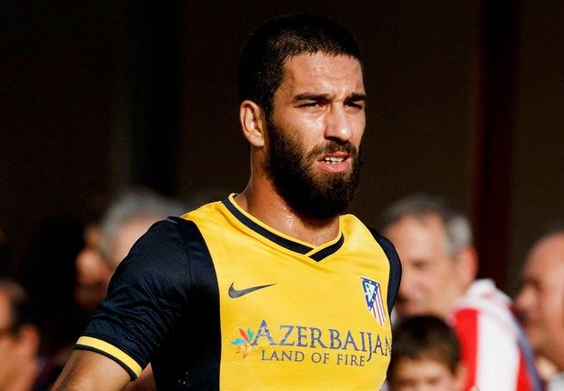 Arda Turan likely to leave Atletico Madrid for Premier League, agent claims