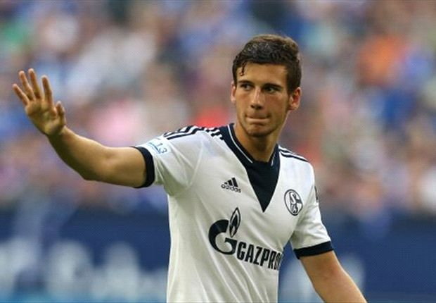 Goretzka gunning for strong Schalke season