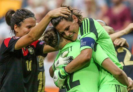 Mondial féminin, l'Allemagne gifle encore le Brésil