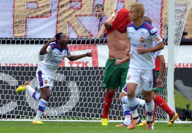 Nigeria Player of the Week: Ahmed Musa of CSKA Moscow