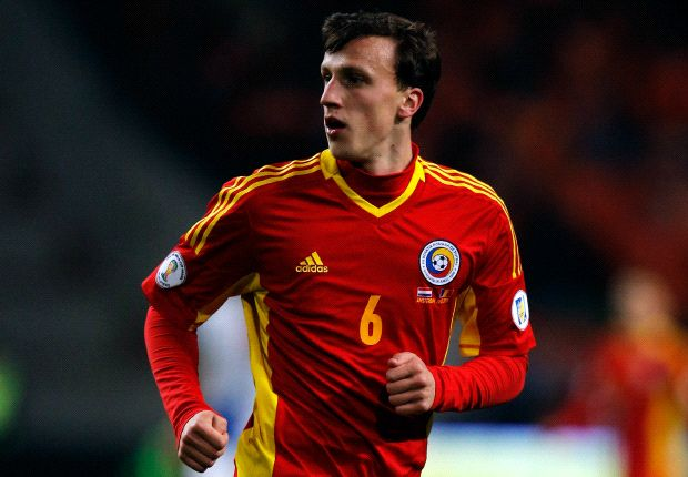 Reported Tottenham signing Vlad Chiriches will adapt to the Premier League, says Romania coach