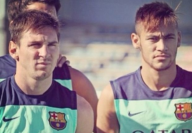 Cruyff casts doubt over Neymar-Messi partnership