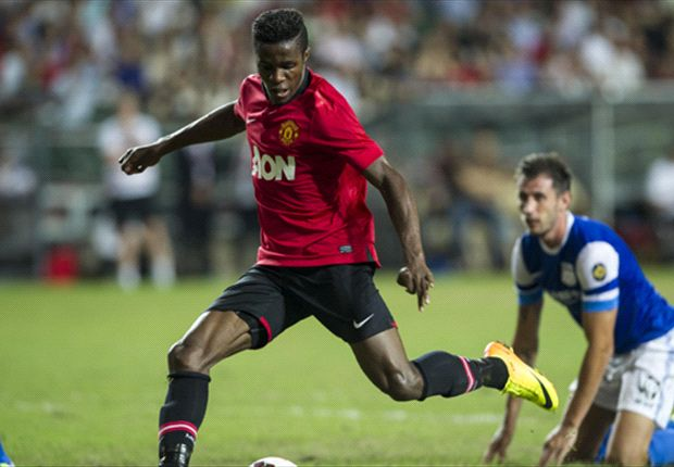 TEAM NEWS: Giggs, Zaha & Welbeck start for Manchester United's Community Shield tie against Wigan