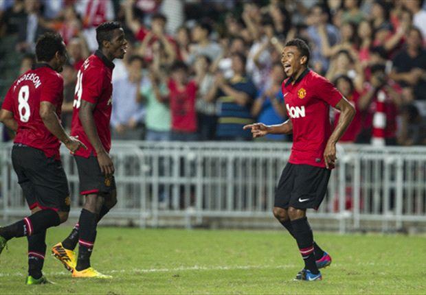 Lingard salah satu pemain berprospek cerah di Manchester United.