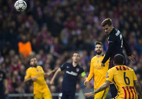 Barca fall to Champions League curse