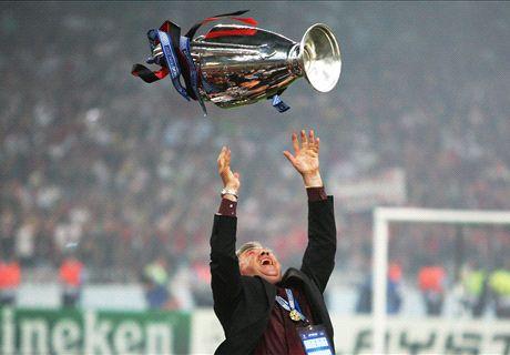 Ancelotti: Milan sure of 2007 CL win