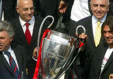 Ancelotti reveals all-time favourite match