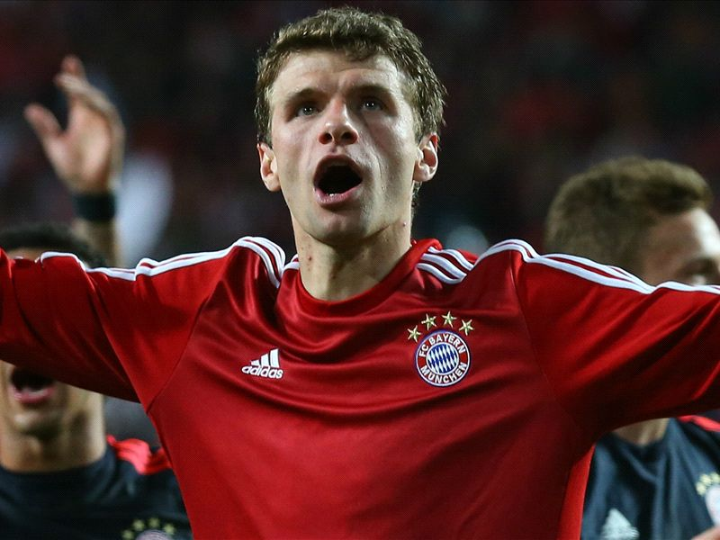 TEAM NEWS: Muller and Ribery miss out for Bayern