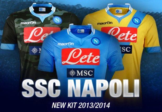 Slideshow - Nuova Serie A, nuovo look: tutte le maglie per il 2013/14
