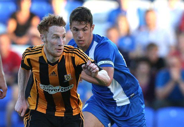 Peterborough United 0-1 Hull City: Figueroa screamer settles friendly encounter