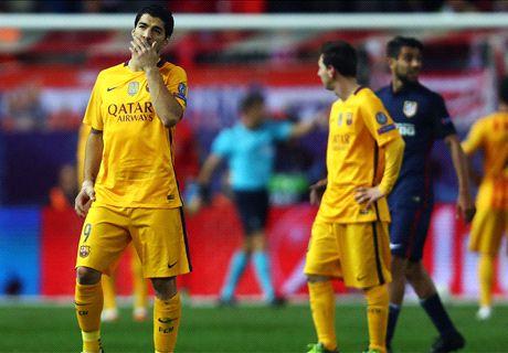 Los males del Barcelona