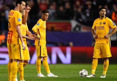 Bartra begint in defensie bij Barça