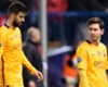 Barca are in a slump - Pique