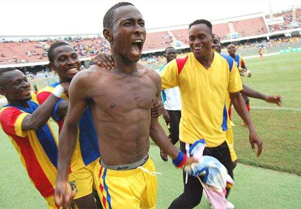 Karim Sadat sever ties with Hearts of Oak