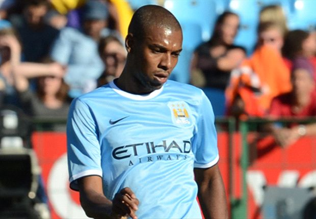 Fernandinho delighted with Goal 50 recognition