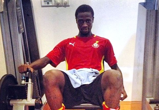Ebenezer Ofori set for AIK trials