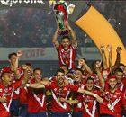 COPA MX: Todos los campeones del torneo